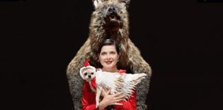 "Isabella Rossellini's ""Link Link Circus"""
