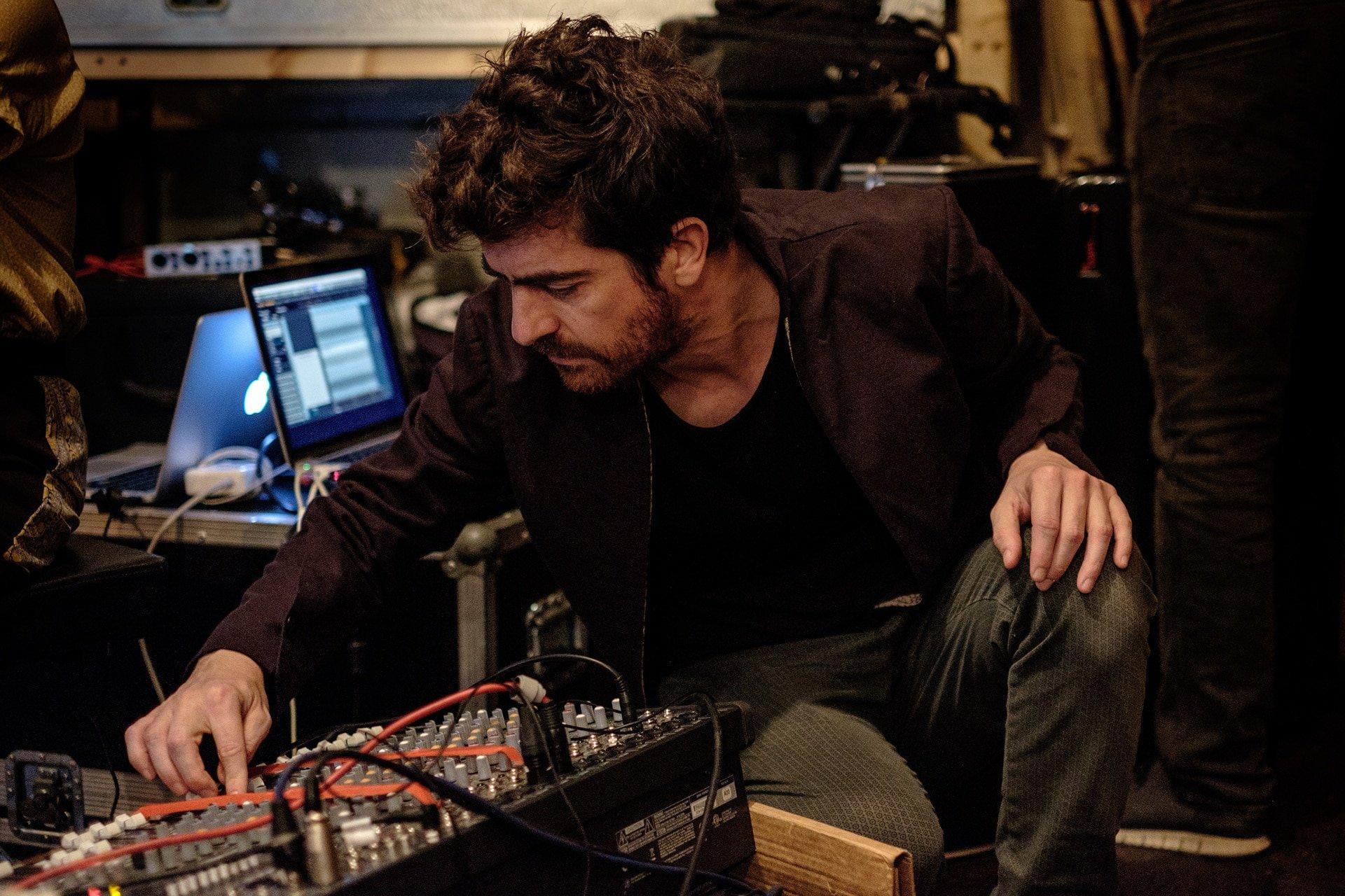 composer Mauricio Pauly