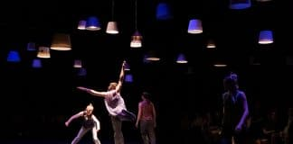 "Kathy Dunn Hamrick Dance Company's ""Be Still"""