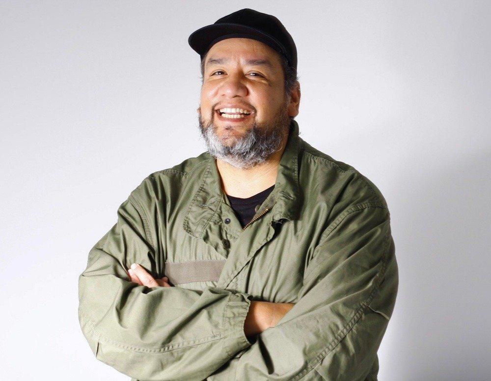 Jeffrey Gibson Portrait