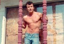 John Rechy in the 1970s in Los Angeles