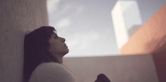 "Jill Magid in her film, ""The Proposal"""