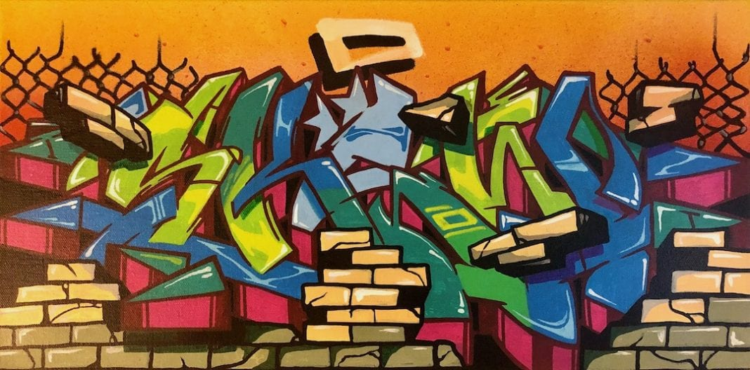 Emerge: ATX Annual Graffiti Art Show