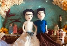 """Calle Allende"", a puppet theatre production"