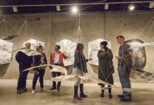 Koichi Yamamoto_Aspect Ration_Gallery Shoal Creek_PrintAustin 2019_photo by Scott David Gordon
