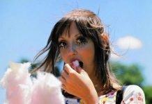 """Shelley Duvall in Robert Altman's """"Brewster McCloud"""" (1970)"""