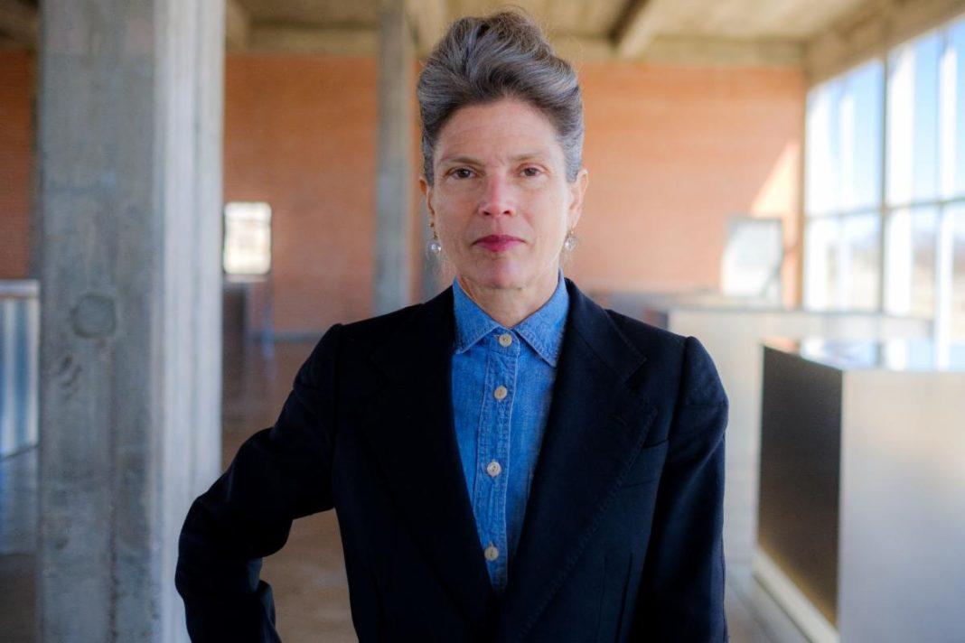 Ingrid Schaffner. Photo by Rowdy Dugan.