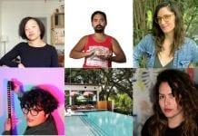 LINE Residency artists