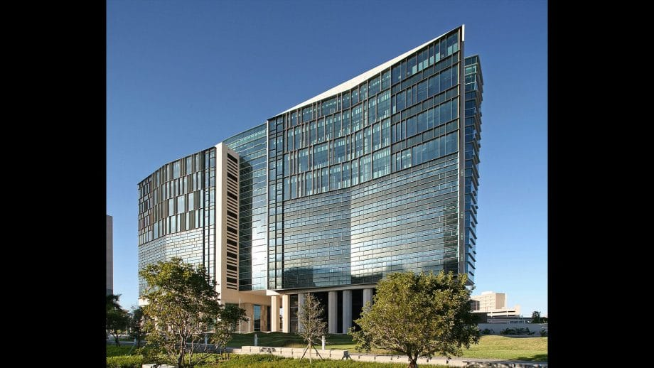 The Wilkie Ferguson U.S. Courthouse in Miami