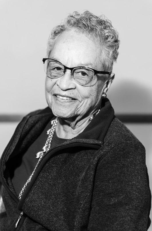 Anita Swain, age 93. Photo by Arius Holifield.