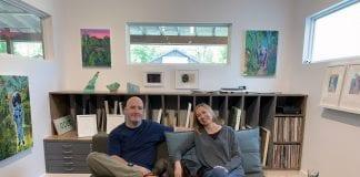 grayDUCK gallery owner Jill Schroeder