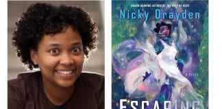 Austin author Nicky Drayden