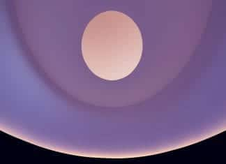 """James Turrell, """"The Color Inside,"""" University of Texas at Austin"""