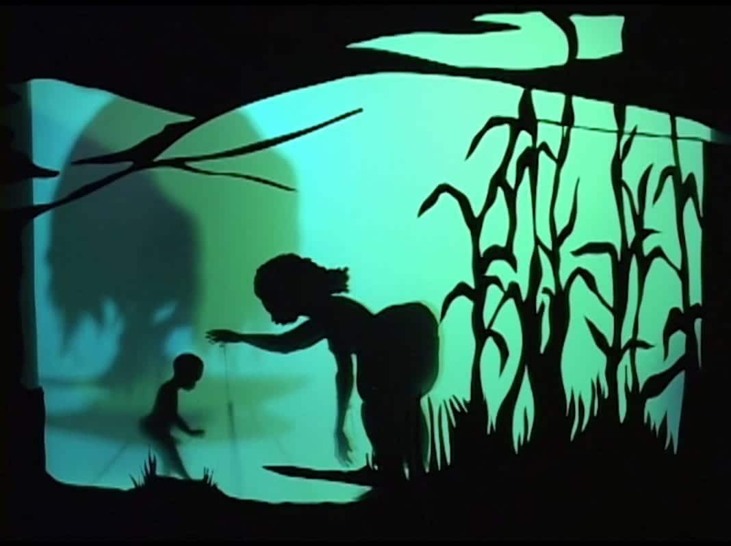 Kara Walker (b. l 969I .. .calling to me from the angry surface of some grey and threatening sea., 2007 Video (color, sound) 09: l O minutes © Kara Walker