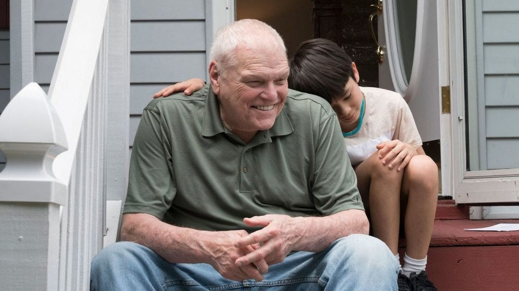Brian Dennehy and Lucas Jaye star in the touching