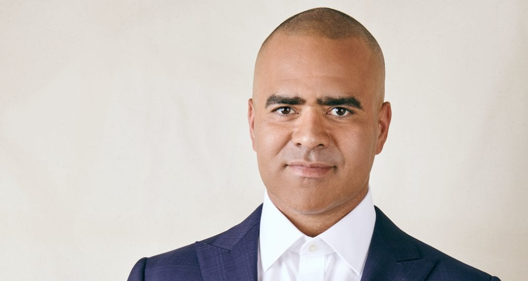 Christopher Jackson. Photo by