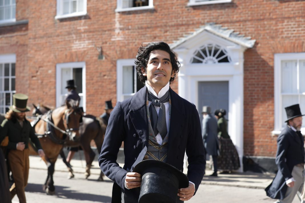 """Dev Patel in """"The Personal History of David Copperfield"""" i"""