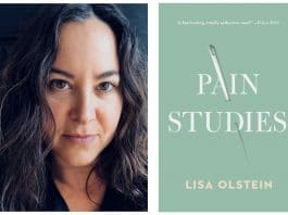 """Lisa Olstein's """"Pain Studies"""" (Bellevue Literary Press, 2020) isn't her usual collection of poetry, but an essay on pain overlaid with her personal story."""