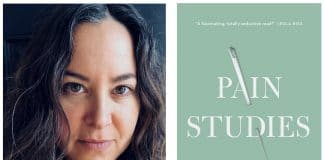 "Lisa Olstein's ""Pain Studies"" (Bellevue Literary Press, 2020) isn't her usual collection of poetry, but an essay on pain overlaid with her personal story."