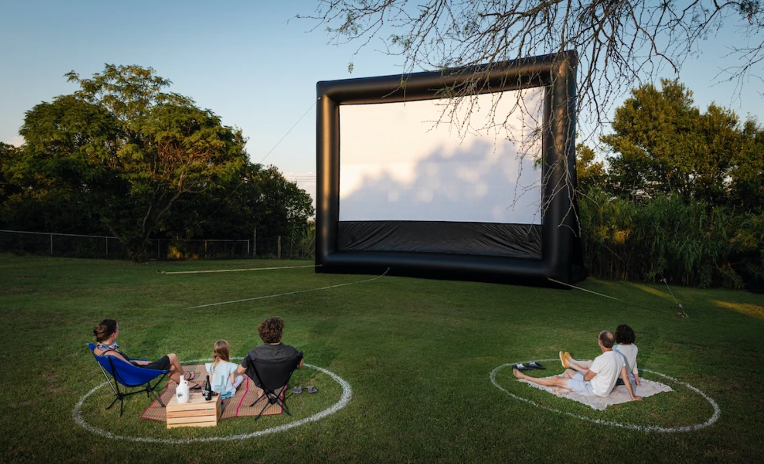 Rocket Cinema Is Ready To Bring Socially Distant Outdoor Movies To Any Outdoor Area Near You Sightlines