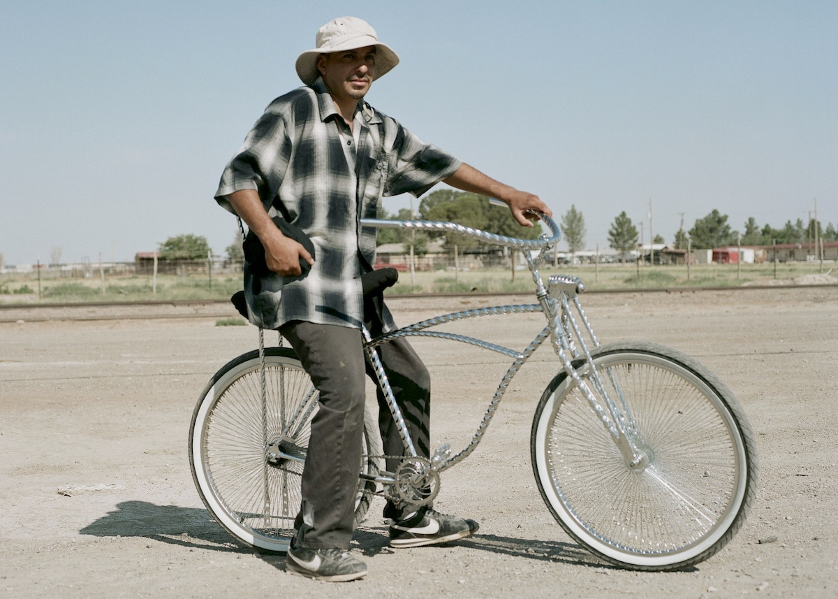 Pollo Loco and His Bike