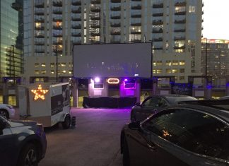 Austin Opera drive-in