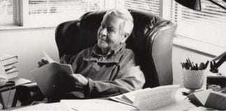 Horton Foote. Photo by Keith Carter