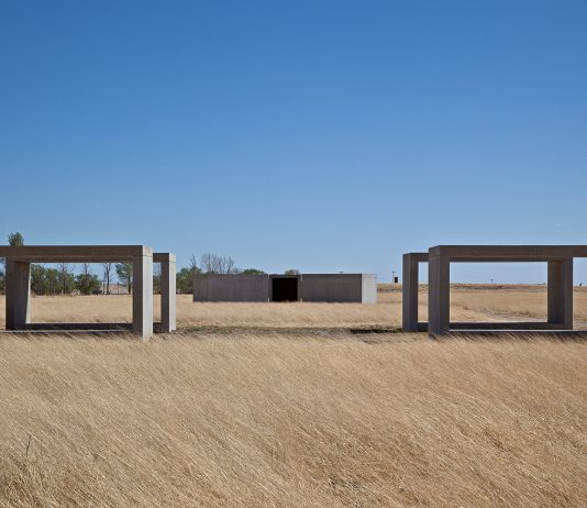Donald Judd, 15 untitled works in concrete, 1980-1984. Permanent collection, the Chinati Foundation, Marfa, Texas. Photo by Florian Holzherr. Donald Judd Art © 2020 Judd Foundation / Artists Rights Society (ARS), New York.