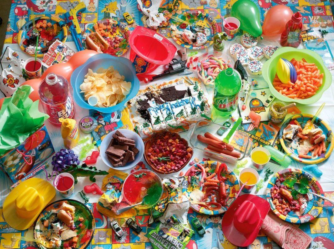 Chuck-Ramirez_Seven-Days-Birthday-Party_2003_Pigment-inkjet-print-48-x-60-in_Edition-of-6