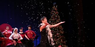 "Tapestry's ""Of Mice & Music: A Jazz Tap Nutcracker."" Photo: Blue Suede Photography"
