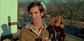 "Townes Van Zandt in the documentary ""Heartworn Highways"""