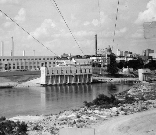 Seaholm Power Plant Austin History Center, Austin Public Library