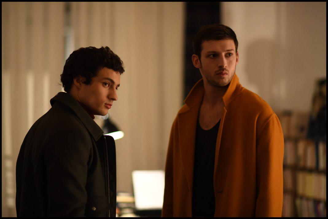 Emile (Quentin Dolmaire), left, and Yoav (Tom Mercier) in