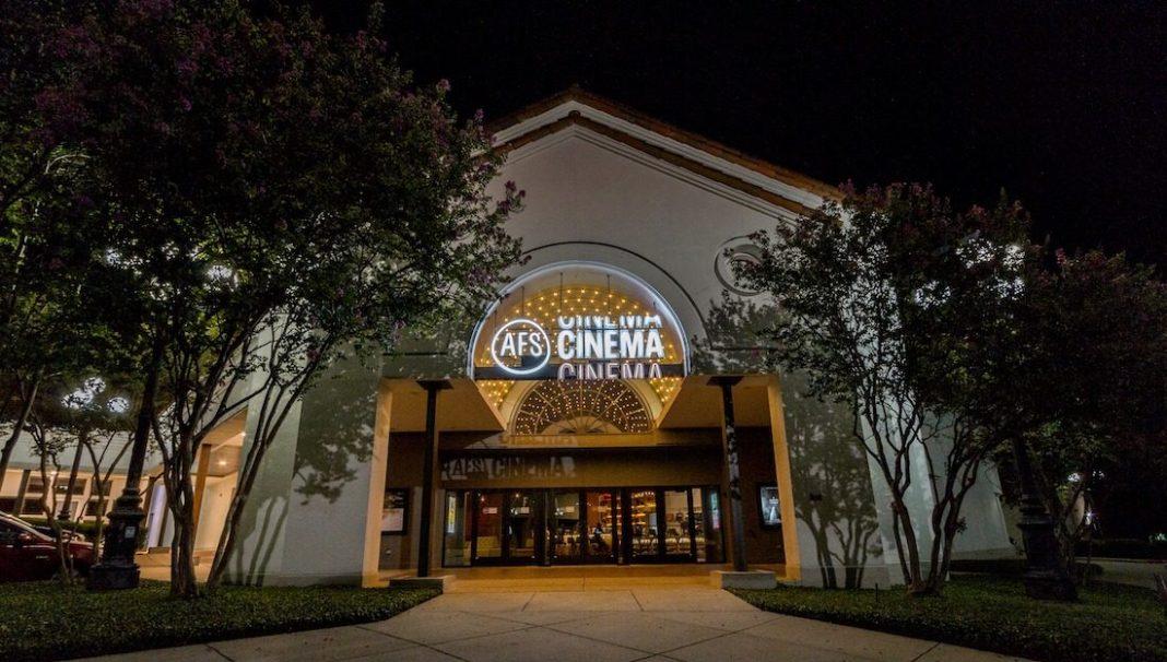 Austin Film Society's AFS Cinema