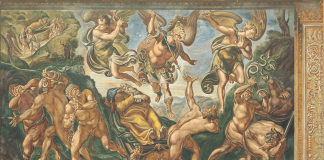 Sistine Chapel backdrop