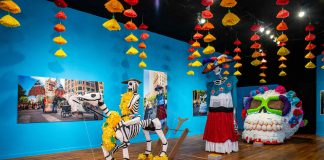 Mexic-Arte Museum's