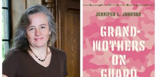 """Jennnifer L. Johnson is the author of """"Grandmothers on Guard: Gender, Aging, and the Minutemen at the US-Mexico Border"""" (University of Texas Press)"""