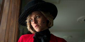 Kristen Stewart as Princess Diana. Credit: Neon